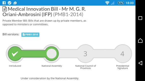 The Medical Innovation Bill